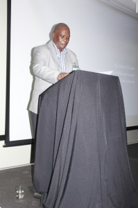 Prof Edwin Kaseke, University of the Witwatersrand:Informal Social Security