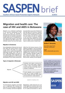 SASPEN-brief_2015-6_Refilwe-Sinkamba_Migration-and-Healthcare-HIV-Botswana