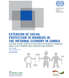 ILO Social Protection in Zambia